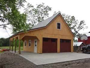 Barn Style Garage Plans