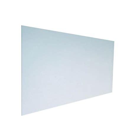 panneau en verre acrylique 1m 178 panneaux de verre et pinces deck linea