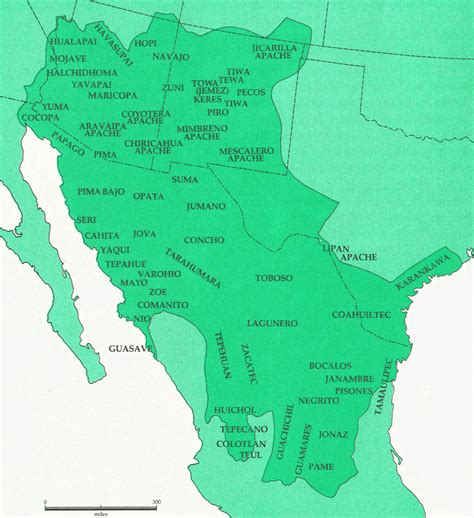 Native Mexican Tribes While These Tribes Are Ancient