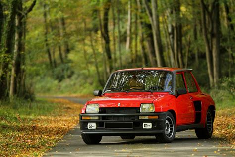 Renault R5 Turbo 2 by Renault R5 Turbo Turbo 2 1980 1986 Collector