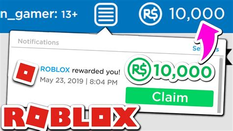 how to get free robux in roblox 2019 youtube