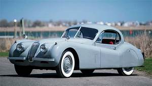 1951 Jaguar Xk120 Fixed Head Coupe