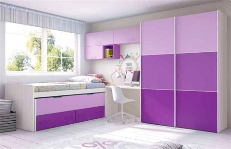 idee de chambre fille ado davaus chambre ado fille moderne violet avec des
