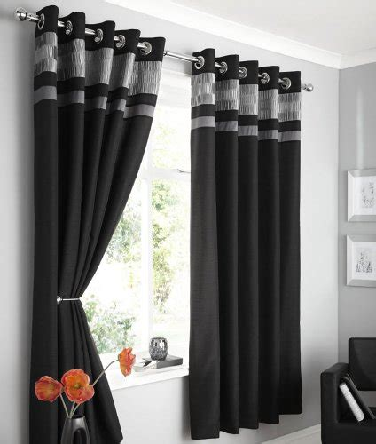 Black And Grey Curtains by Grey And Black Curtains Co Uk