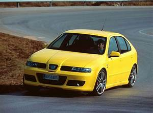 Seat Leon Cupra : 2002 seat leon cupra r review top speed ~ Medecine-chirurgie-esthetiques.com Avis de Voitures