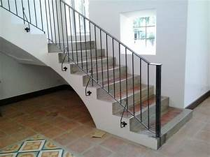 Stair Railing Simple Design Wrought Iron Railings