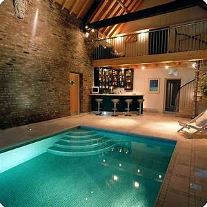 indoor swimming pool ideas for your dream house With houses with swimming pools inside