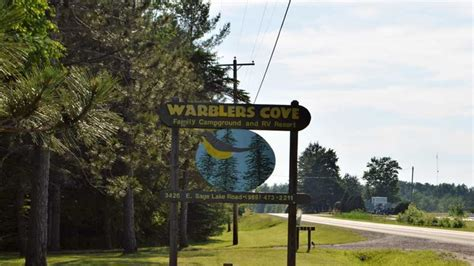 campground warblers cove michigan