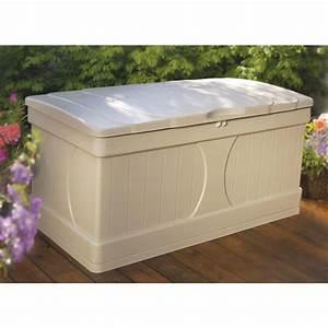 Suncast U00ae Extra - Large Deck Box