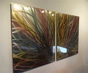 radiance bronze abstract metal wall art contemporary With bronze wall art