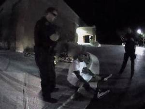 On-body police video of Terrell Suggs' arrest after car ...
