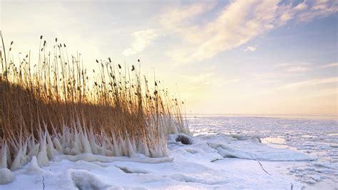early spring  maine lakes umaine news university
