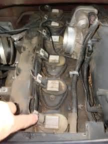 similiar 4 2 liter twin cam keywords chevy trailblazer oil filter location on envoy 4 2 engine diagram