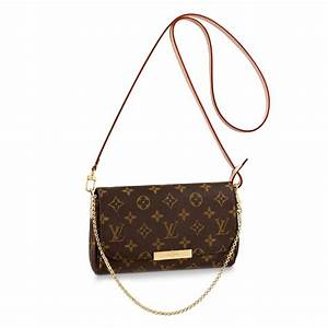 Tasche Louis Vuitton : favorite pm monogram canvas handbags louis vuitton ~ A.2002-acura-tl-radio.info Haus und Dekorationen