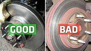 How Bad Brakes Can Damage Your Car