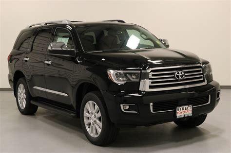 New 2018 Toyota Sequoia For Sale In Amarillo Tx 18692