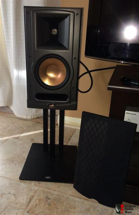 klipsch rb 61 klipsch rb 61 iv reference series 95 db w stands photo