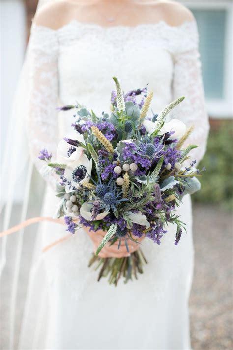 Copper Dusky Lilac And Grey Rustic Barn Wedding Wedding
