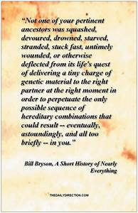 9 best Be Your ... Bill Bryson Bear Quotes