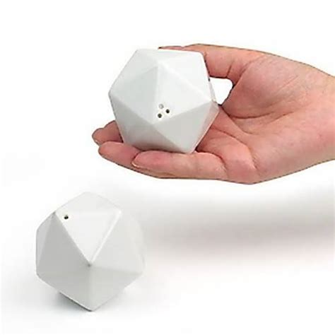 Funny salt and pepper shakers - Kerala home design and