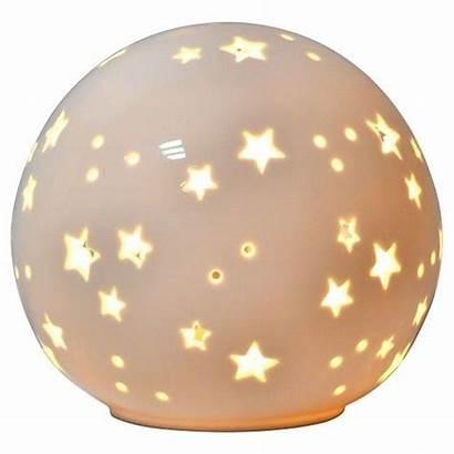 Starry Pillowfort Globe Night Nightlight Nursery