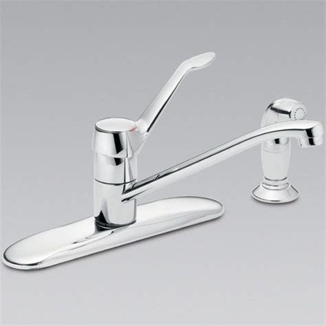 moen single handle kitchen faucet home improvement
