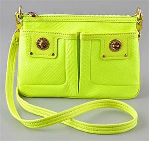 Purse Spotting Marc Jacobs Neon Crossbody