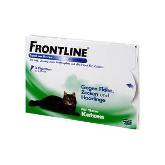 Frontline Katze Erfahrungen