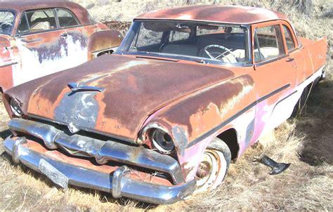 1956 Plymouth Savoy 2 Door Post Sedan V-8 For Sale