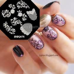 Nail art designs with stamps stamping nail art ideas on pretty nails view images pcs set practical stamping nail art stamper scraper prinsesfo Choice Image