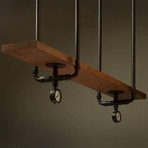 Industrial, Plumbing, Pipe, Overhead, Bar, Shelf, Brackets
