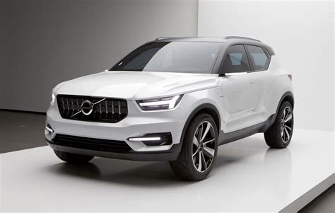 Volvo Xc40 Compact Suv Coming Soon