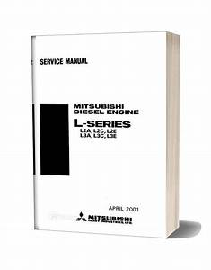 Mitsubishi L Series Diesel Engine