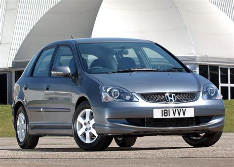 2005 Honda Civic Reviews by Honda Civic Hatchback Review 2000 2005 Parkers