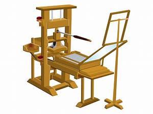 See Inside The Gutenberg Printing Press  U2013 How It Works