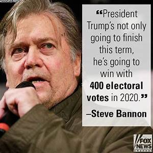 Fox News - At the Values Voter Summit today, Steve Bannon ...