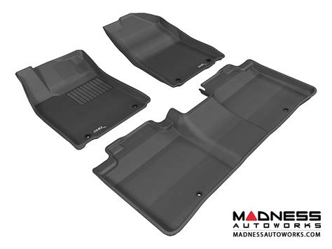 floor mats lexus es 350 lexus lexus es350 floor mats set of 3 black by 3d maxpider madness autoworks auto