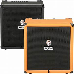 Orange Amplifiers Crush PiX Bass Series CR100BXT 100W 1x15 ...