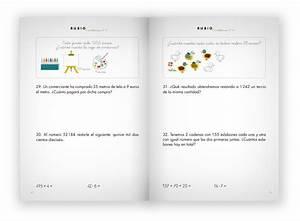 Cuaderno Operaciones 4 Con Ejercicios De Divisiones 4º
