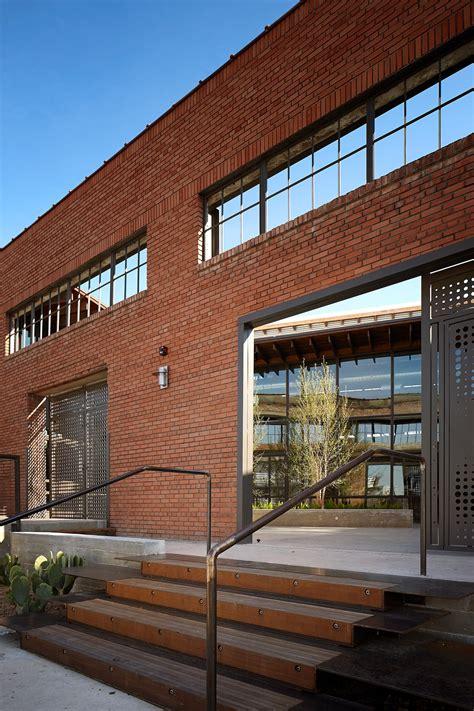 Office Furniture Warehouse San Antonio by Overland Partners Office Hughes Warehouse Adaptive Reuse