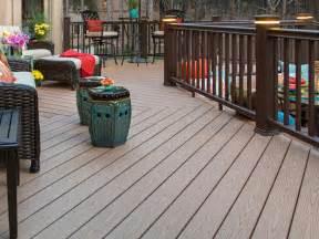 decking materials composite decking hgtv