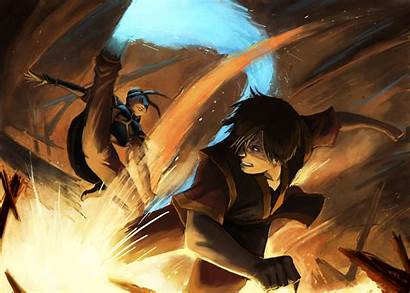 Avatar Airbender Last Anime Wallpapers Background Wall