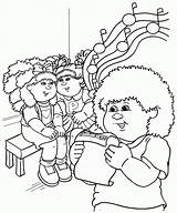 Cabbage Patch Coloring Pages Clipart Clip Sheets Colouring Library Stuff Popular Drawings Coloringhome sketch template