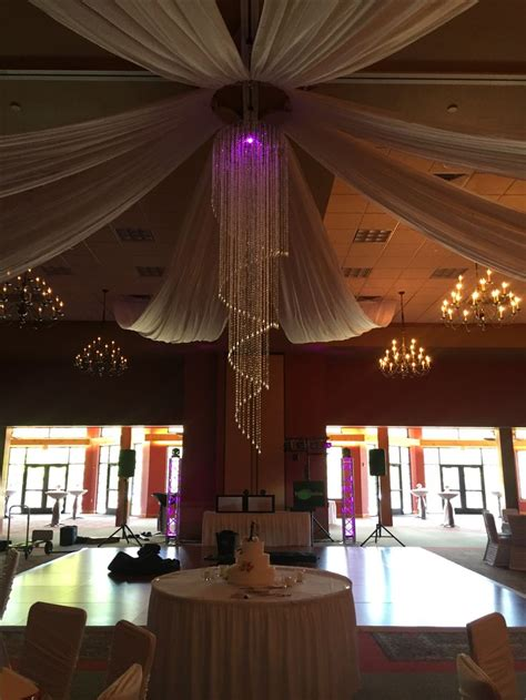 draping decorations 25 best ideas about wedding ceiling on