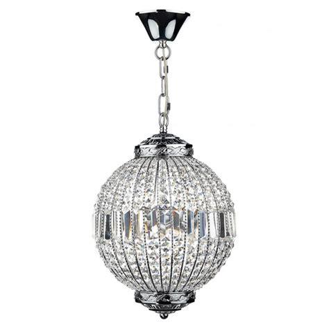 modern chrome glass ceiling pendant ideal for