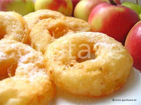 pate a beignet pomme beignets aux pommes et 224 la cannelle la recette gustave
