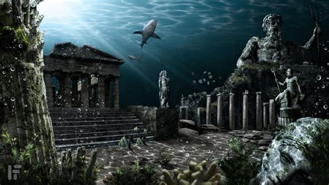 Lost City Of Atlantis Clue On Ancient Shipwreck
