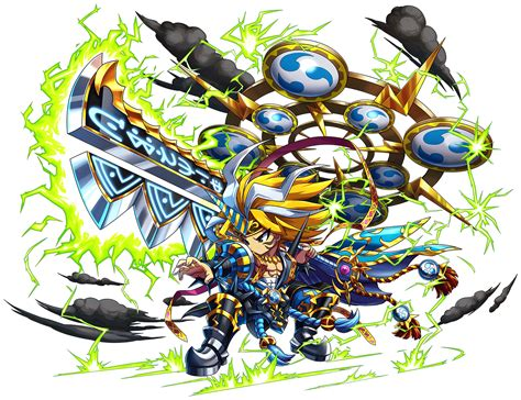 Thunder Legend Eze  Brave Frontier Wiki  Fandom Powered