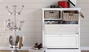 Meuble D Entrée Chaussures : meuble chaussure entree ~ Farleysfitness.com Idées de Décoration