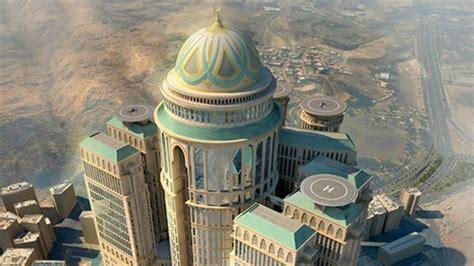 le plus grand h 244 tel du monde va ouvrir 224 la mecque